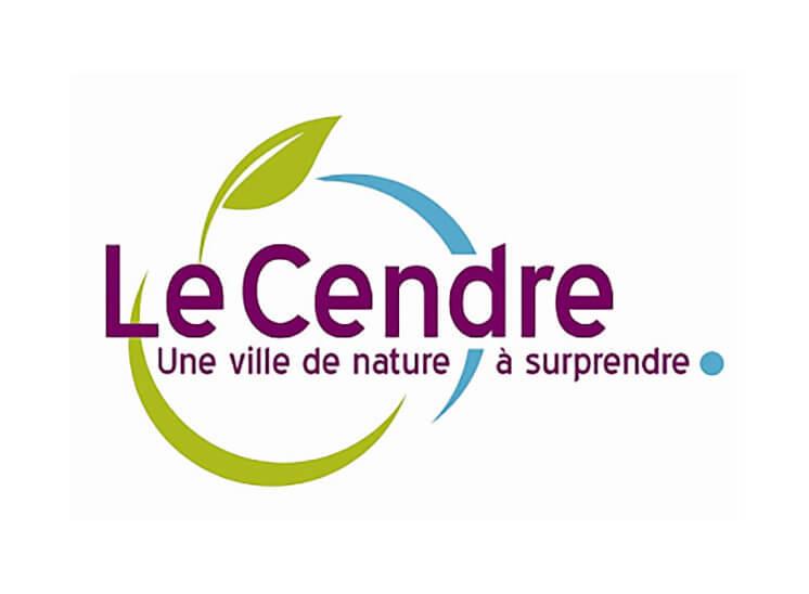 Logo de la ville de LE CENDRE