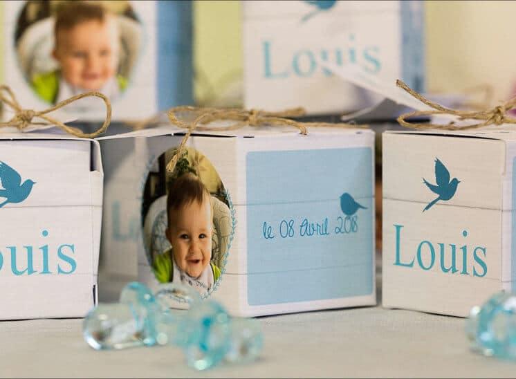 Batpême de Louis