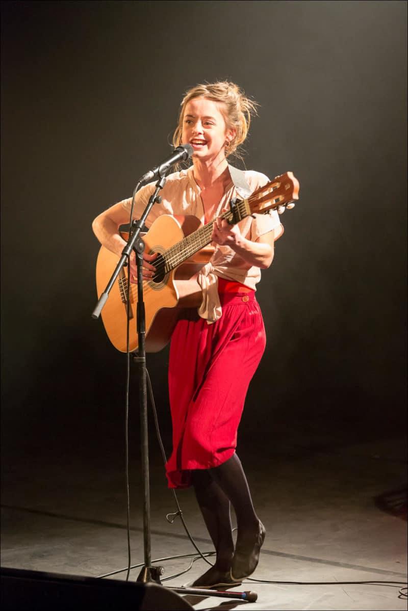 Concert de Leila HUISSOUND à la salle Les Juste - LE CENDRE