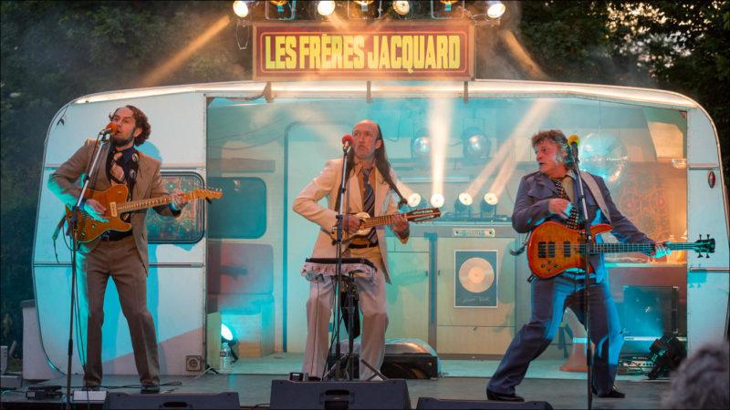 Jcquaravane - Les frères JACQUARD