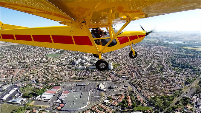 photographe pour la photographie aérienne sur clermont-ferrand